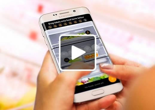 Samsung Video Familyhub