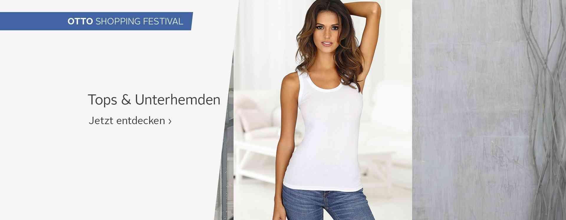 Unsere Unterhemden für Damen sorgen für ein angenehmes Tragegefühl. Langarm-, Kurzarmhemd oder Tops mit Spaghettiträgern из exclusiven Marken wie Lascana werden Sie begeistern.