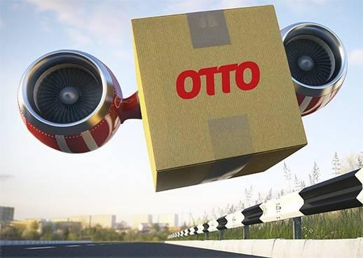 Next Day Delivery von OTTO