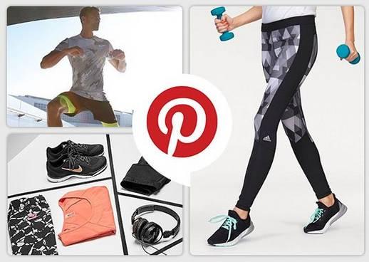 pinterest; bookmarking; pinnwand; inspiration; sport; sportlich; gute vorsätze; fit ins neue jahr