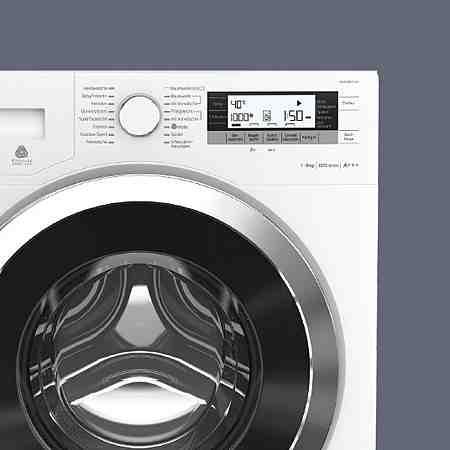 Haushalt: Waschmaschinen: Frontlader