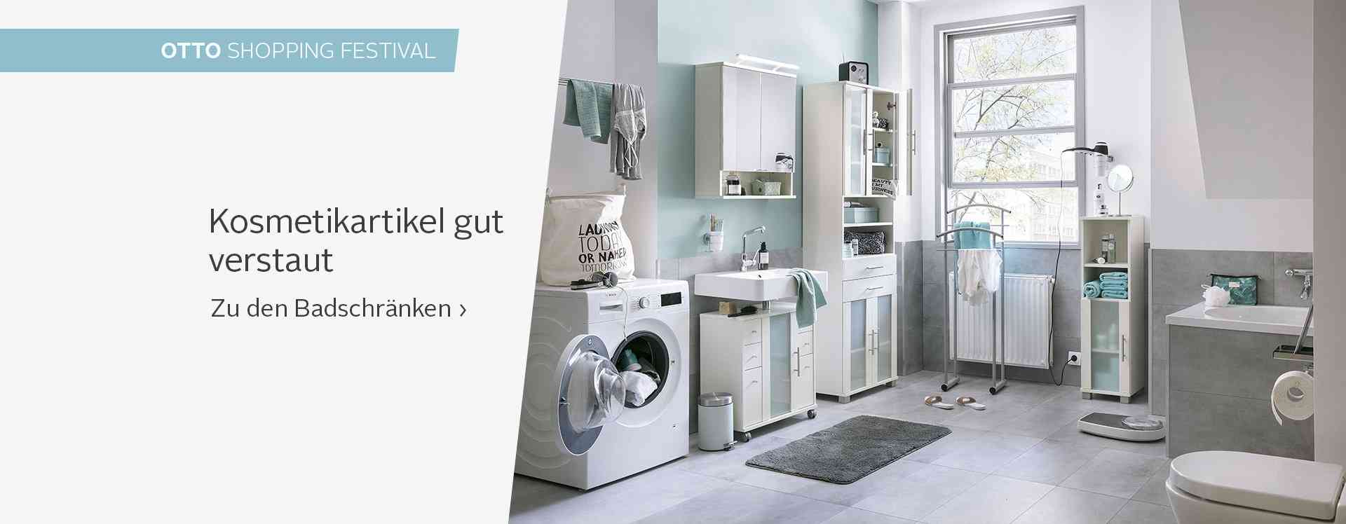 badezimmerm bel kaufen badezimmer im set einzeln otto. Black Bedroom Furniture Sets. Home Design Ideas