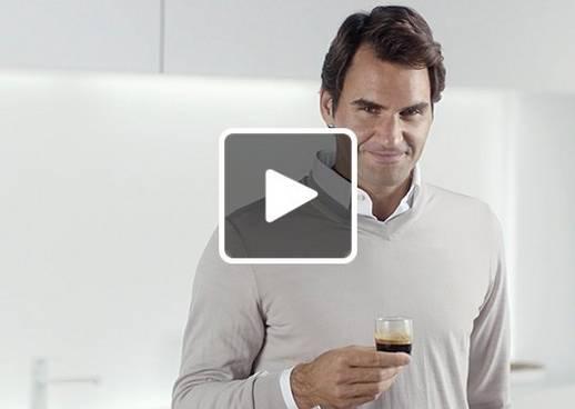 Der neue Spot mit Roger Federer
