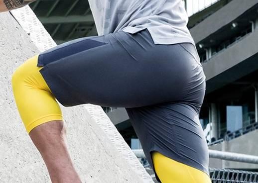 adidas Performance Herren CrazyTrain Shorts