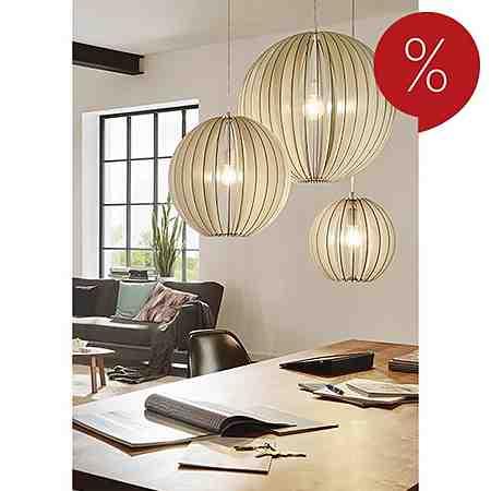 Möbel: Lampen