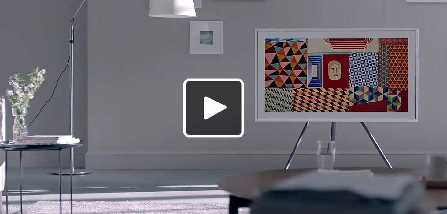 samsung frame lifestyle TV