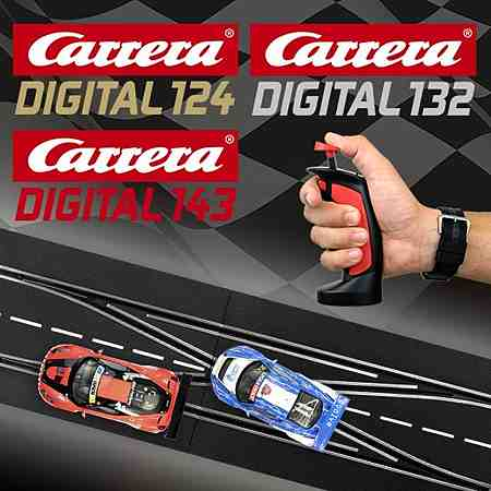 Autorennbahnen: Carrera Bahn: Carrera Digital