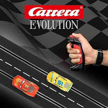 Autorennbahnen: Carrera Bahn: Carrera Evolution
