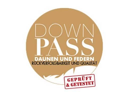 Downpass, Daunen, Federn
