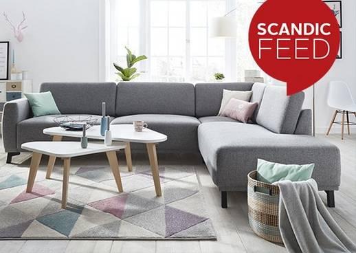 Wohn-Inspiration, Scandic, Nordischer Wohnstil Scandic Style
