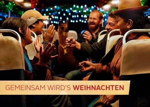 Weihnachtskampagne OTTO