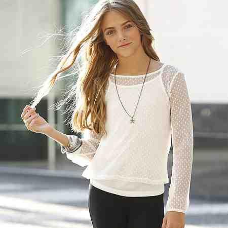 Mädchen: Shirts & Tops
