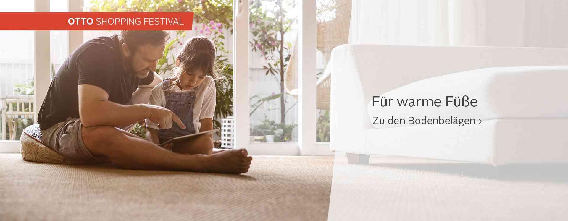 Von Teppichböden bis hin zu Laminat und Parkett - Bodenbeläge zum Wohlfühlen.