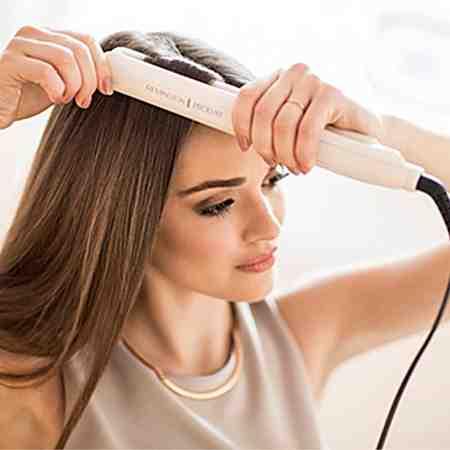 Körperpflege: Haarstyling: Glätteisen