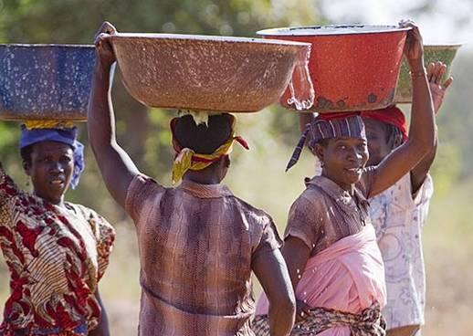 Wasser für Mosambik