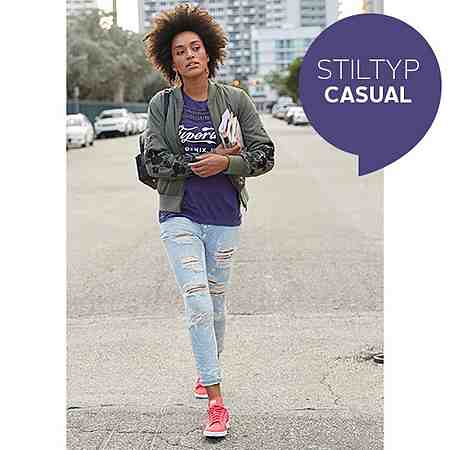 Stiltyp: Casual
