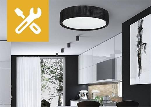 lampen online kaufen led design leuchten otto. Black Bedroom Furniture Sets. Home Design Ideas