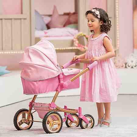 Puppen: Puppenwagen