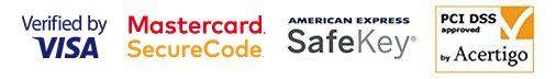 3D-Secure American Express, Mastercard und Visa
