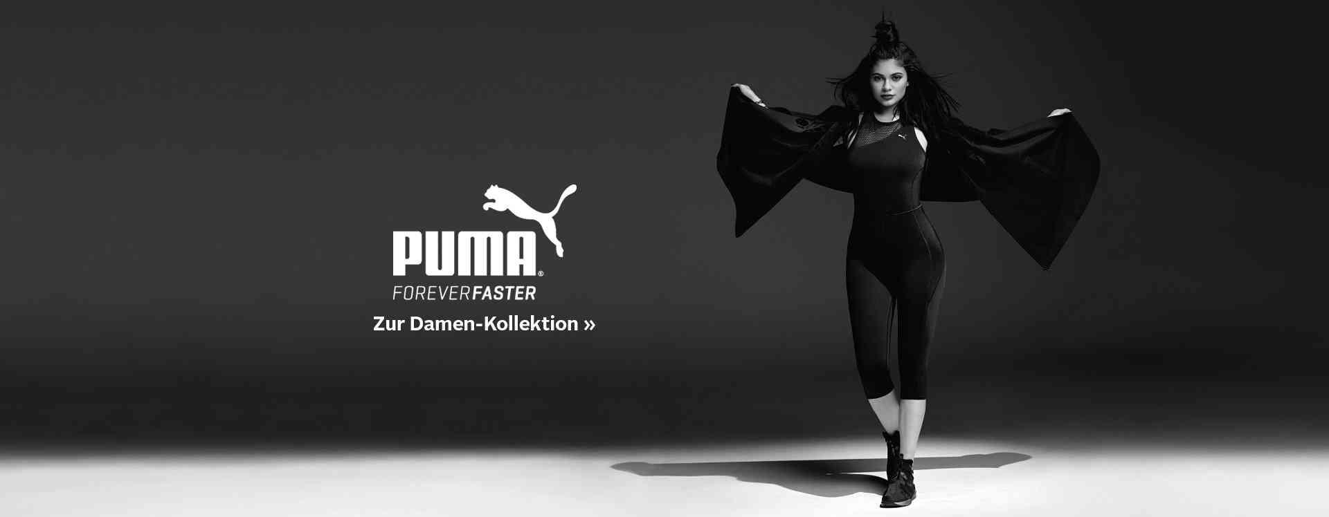 Puma - Sport Fashion, Schuhe und mehr für SIE - jetzt entdecken!