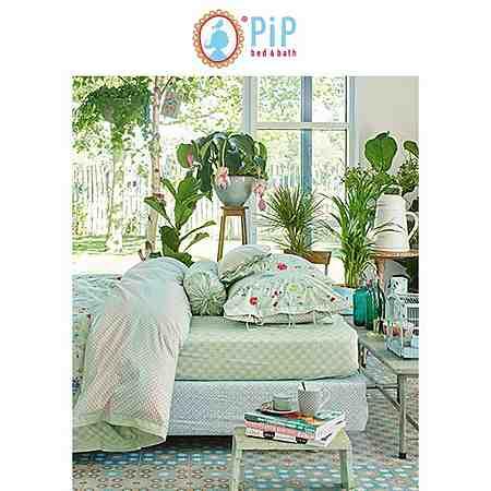 Moderne und hochwertige Heimtextilien von PiP Studio für ein gemütliches zu Hause - von Bettwäsche & Bettlaken über Bademäntel & Handtücher bis zu Tagesdecken & Kissen!
