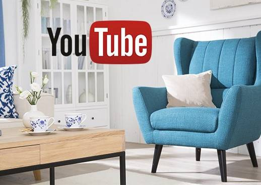 You Tube, Roombeez, Интерьер-Channel