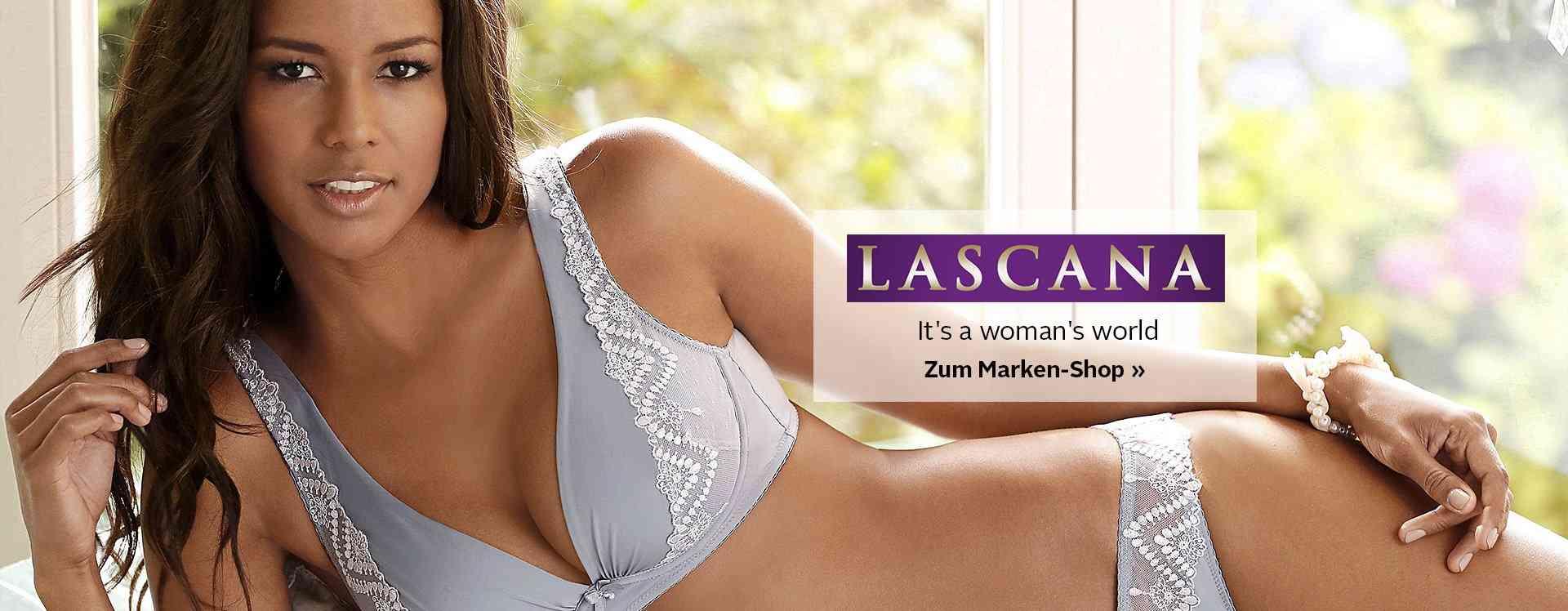 Wäsche, Dessous und Bademode von LASCANA. Entdecken Sie verführerische und elegante Unterwäsche von LASCANA.