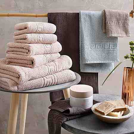 Heimtextilien: Handtücher