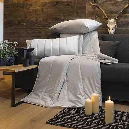 Heimtextilien: Bettdecken & Kopfkissen: Naturfaser-Bettdecken