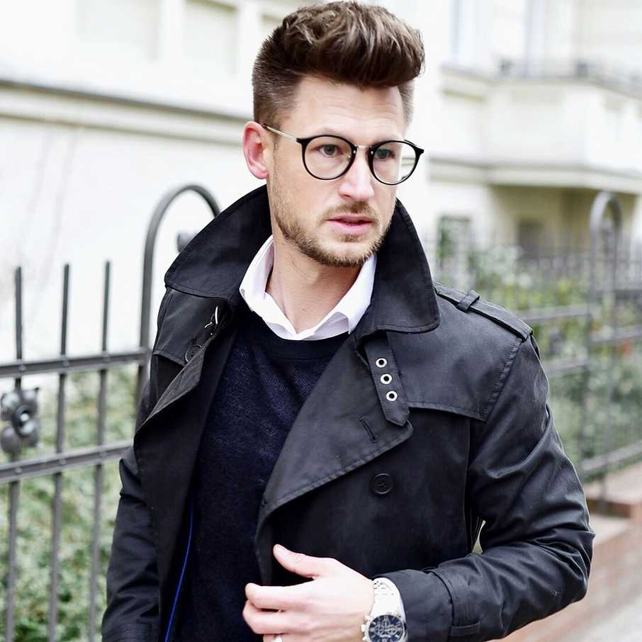 tommeezjerry, Trenchcoat, André, Outfit, Looks, Streetstyles