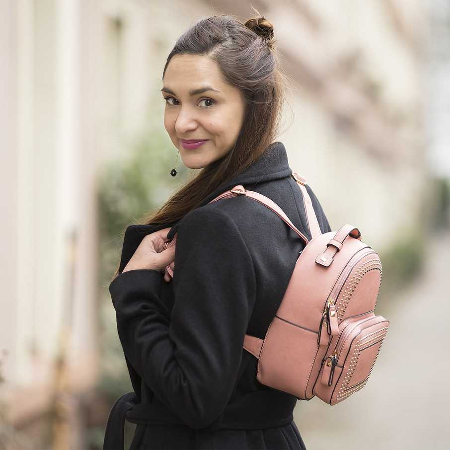 Rucksack, Two for Fashion, Susanna, Outfit, Looks, Streetstyles