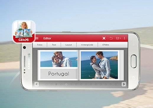 CEWE Fotoservice CEWE FOTOBUCH Fotowelt App