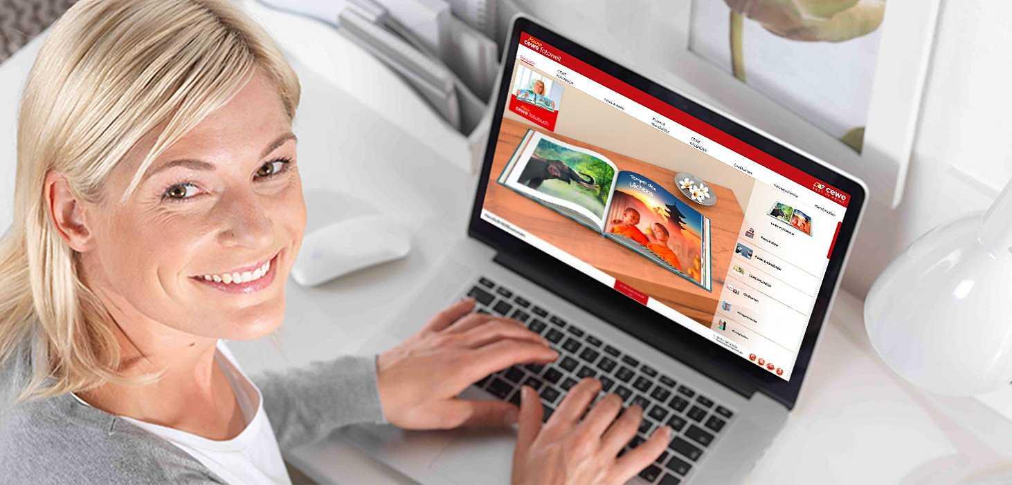 CEWE Fotoservice CEWE FOTOBUCH Bestellsoftware