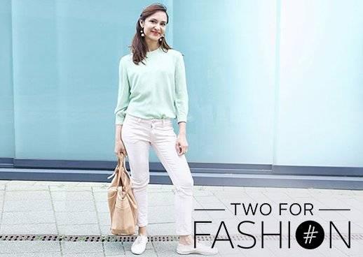 Pastell Pastellton Pastellfarbe Outfit sytlen und kombinieren