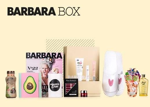 Meine Lieblingsbox BARBARA BOX 10 € Rabatt