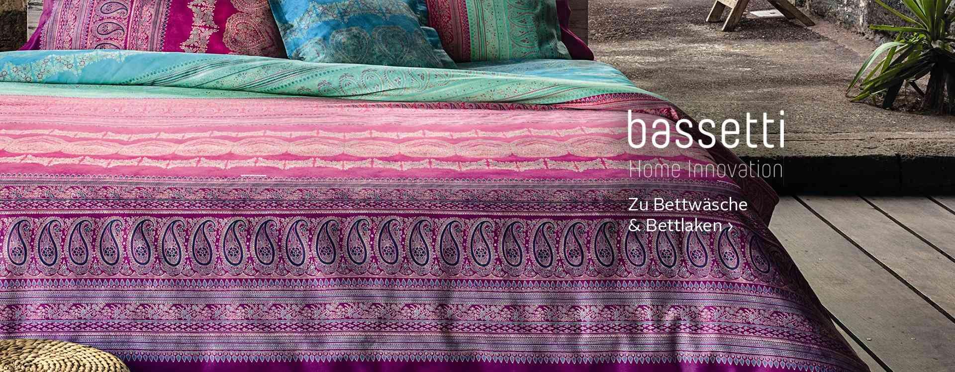 bassetti online shop otto. Black Bedroom Furniture Sets. Home Design Ideas