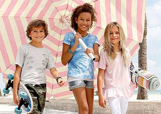Kidsworld Sommertrends für Kinder