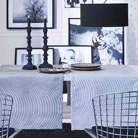 Heimtextilien: Tischdecken: Tischläufer