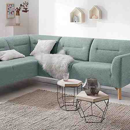 Möbel in Pastell