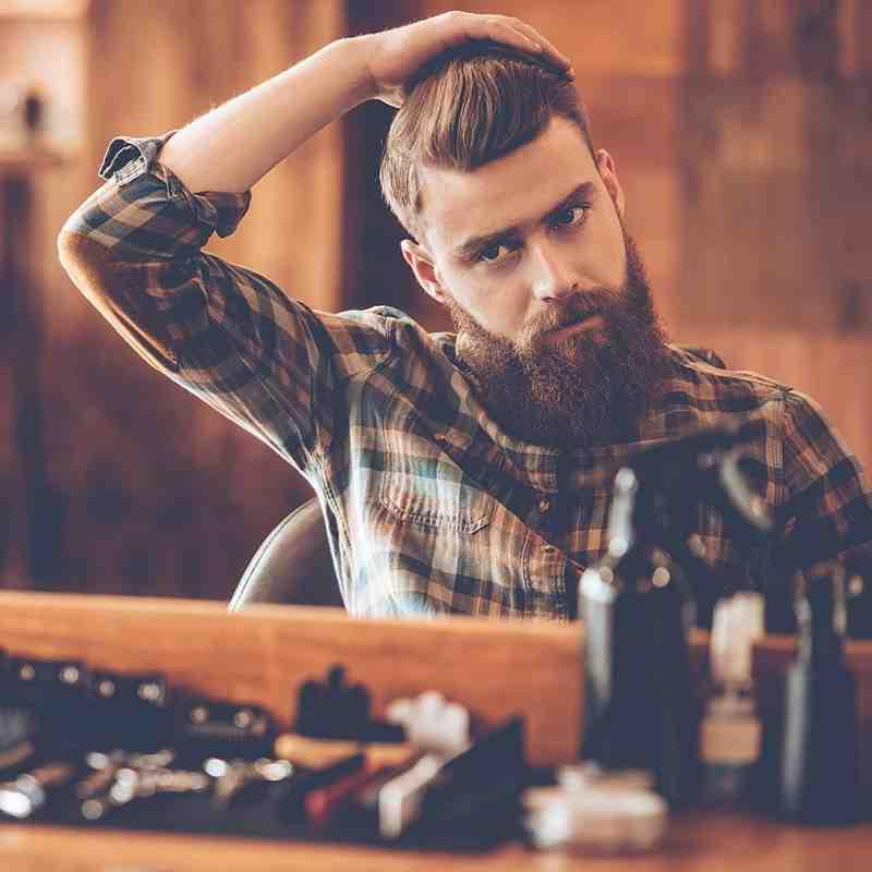 Herrenrasierer: Bartpflege