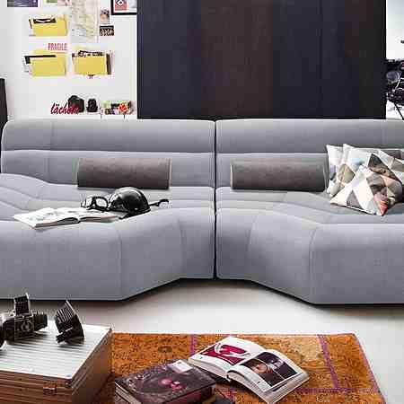 Möbel: Sofas & Couches: XXL Sofas
