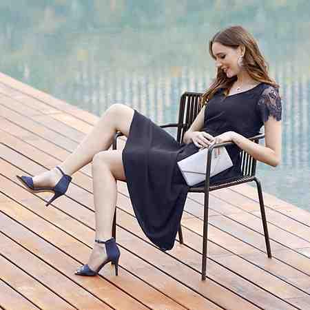 Entdecken Sie сейчас elegante Damen-Festtagsmode. Hier  Sie edle Kleidung, Schuhe und Accessoires für eine gelungene Feier...