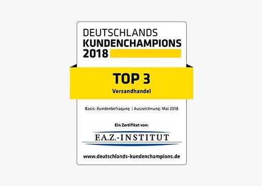 Deutschlands Kundenchampions 2018