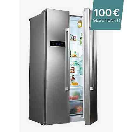 Kühlschränke: Side by Side Kühlschränke