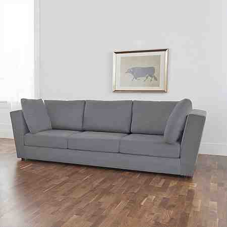 Sofas & Couches: XXL Sofas: Big Sofas