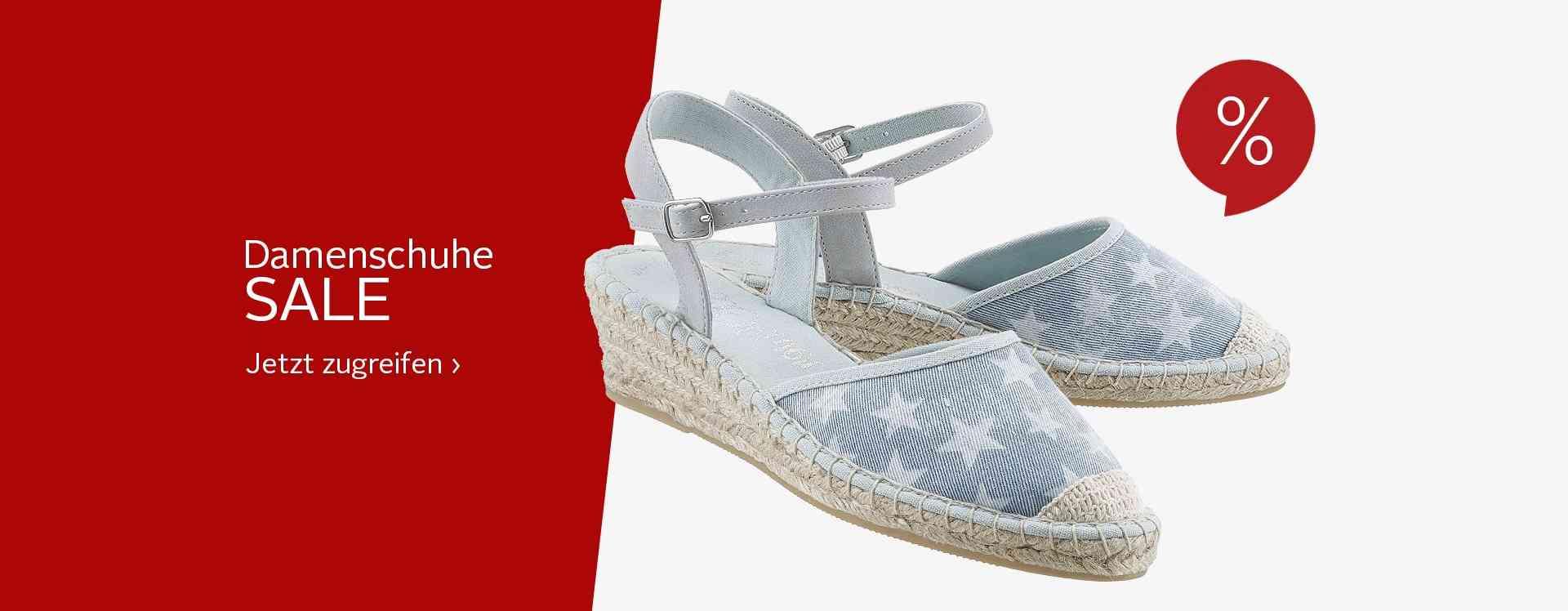Schritt für Schritt den Schnäppchen bei OTTO entgegen - angesagte Schuhe zu absoluten Top-Preisen!