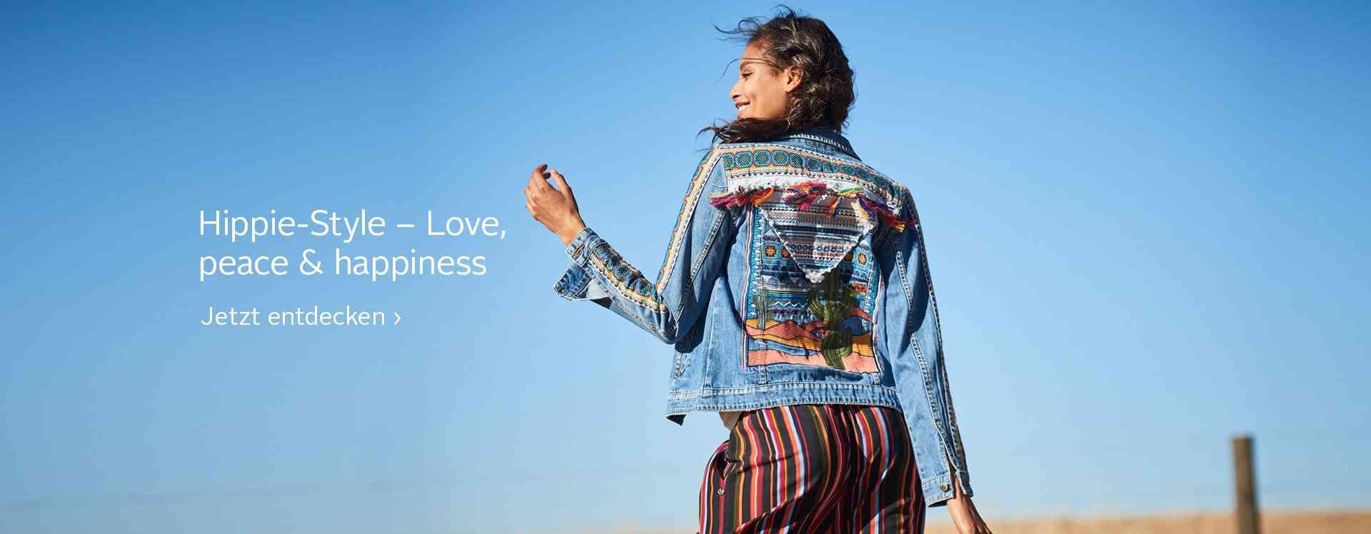 Modetrend Hippie Style
