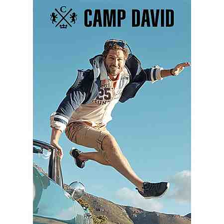 Herrenmode: CAMP DAVID