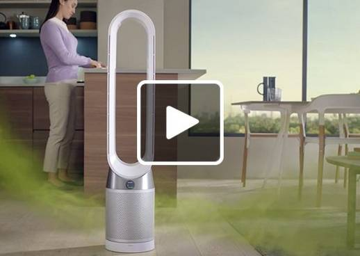 Video Dyson Pure Cool