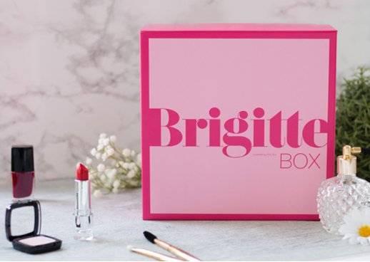 Meine Lieblingsbox Brigitte-Box 10 € Rabatt